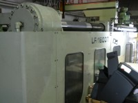 1600 ton injection machine
